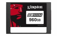 SSD para Servidor Kingston DC500M, 960GB, SATA III, 2.5