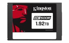 SSD para Servidor Kingston DC500R, 1.92TB, SATA III, 2.5