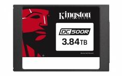 SSD para Servidor Kingston DC500R, 3.84TB, SATA III, 2.5