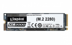 SSD Kingston KC2000 NVMe, 500GB, PCI Express 3.0, M.2
