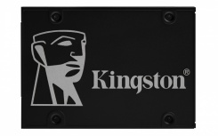 Kit SSD Kingston KC600, 256GB, SATA III, 2.5
