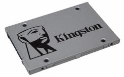 SSD Kingston SSDNow UV400, 240GB, SATA III, 2.5'', 7mm