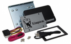 Kit SSD Kingston UV500, 120GB, SATA III, 2.5'', 7mm - Incluye Kit de Instalación