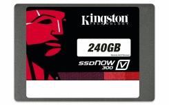 SSD Kingston SSDNow V300, 240GB, SATA III, 2.5'', 7mm