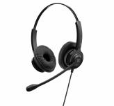 Klip Xtreme Audífonos KCH-911, Alámbrico, 1 Metro, USB, Negro