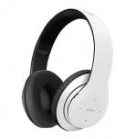 Klip Xtreme Audífonos con Micrófono Pulse, Bluetooth, Inalámbrico, USB, Blanco