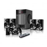 Klip Xtreme KWS-751 Mini Componente, Bluetooth, 115W RMS, USB, Negro