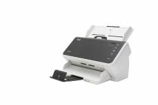 Scanner Kodak S2050, 600 x 600DPI, Escáner Color, Escaneado Dúplex, USB 3.0, Negro/Blanco