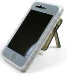 Kroo MIP3SGB1, Protector para iPod Nano 5G, Azul