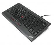Teclado Lenovo ThinkPad Compact, Alámbrico, USB, Negro (Inglés)