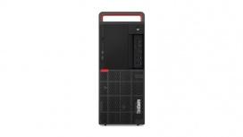 Lenovo ThinkCentre M920T, Intel Core i5-9500 3GHz, 8GB, 1TB, Windows 10 Pro 64-bit, Negro/Rojo