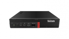 Computadora Lenovo ThinkCentre M720Q, Intel Pentium Gold G5400T 3.10GHz, 8GB, 128GB SSD, Windows 10 Pro 64-bit