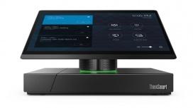 Lenovo Sistema de Videoconferencia ThinkSmart HUB 500 Con Micrófono, Full HD, 1x RJ-45, 3x HDMI, 4x USB, Negro