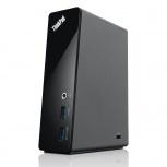Lenovo Docking Station 40AA0045US USB 3.1, 2x USB 3.2, 2x USB 2.0, 1x DVI-D, Negro