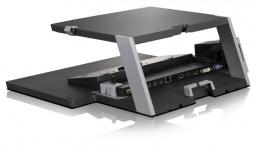 Lenovo Base de Escritorio para Monitor y Laptop, Negro
