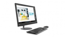 Lenovo IdeaCentre 520 All-in-One 21.5'', Intel Core i3-7020U 2.30GHz, 4GB. 1TB, Windows 10 Home 64-bit, Negro