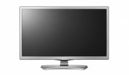 Monitor LG 24MT49DF LED 24'', HD, Widescreen, HDMI, Bocinas Integradas (2 x 5W), Plata