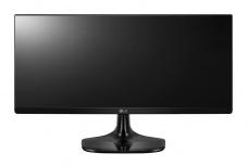 Monitor Gamer LG 25UM58 LED 25'', Full HD, Ultra-Wide, 75Hz, HDMI, Negro