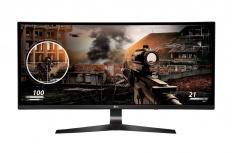 Monitor Gamer Curvo LG 34UC79G LED 34'', Full HD, Ultra-Wide, FreeSync, 144Hz, HDMI, Negro