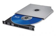 LG CU20N Lector Blu-Ray, BD-R 6x / BD-ROM 6x, Interno, Negro