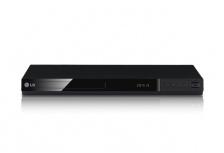 LG DVD Player DP542H, Full HD, Externo, USB 2.0, Negro