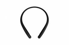 LG Audífonos Intrauriculares con Micrófono TONE Style SL5, Inalámbrico, Bluetooth 5.0, Negro