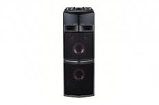 LG OJ98 Mini Componente, Bluetooth, 1800W RMS, 1800W PMPO, USB 2.0, Karaoke, Negro