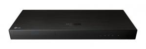 LG UP970 Blu-Ray Player, HDMI, USB 2.0, Negro
