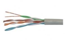 LinkedPRO Bobina de Cable Cat5e UTP, 305 Metros, Gris, Paquete de 10 Cajas