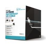 LinkedPRO Bobina de Cable Cat6 UTP, 305 Metros, Blanco