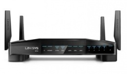 Router Gamer Linksys de Gigabit Ethernet WRT32X, Inalámbrico, 2.4/5GHz, 4x RJ-45, 4 Antenas ― ¡Optimizado para Gaming!