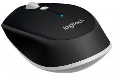 Mouse Logitech M535, Bluetooth, Inalámbrico, Negro