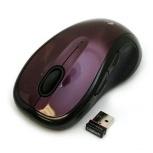 Mouse Logitech Láser M510, Inalámbrico, USB, Rojo