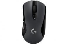 Mouse Gamer Logitech Óptico G603, RF Inalámbrico, Bluetooth, 12.000DPI, Negro