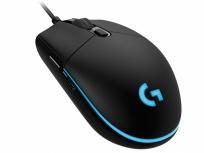 Mouse Gamer Logitech Óptico G PRO, Alámbrico, USB, 16.000DPI, Negro