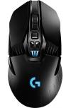 Mouse Gamer Logitech Óptico G903 Lightspeed, RF Inalámbrico, USB, 12.000DPI, Negro