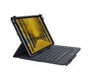 Logitech Funda con Teclado para Tablet Universal Folio 10