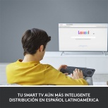Teclado Logitech K600 TV, Inalámbrico, Bluetooth, Negro (Español)