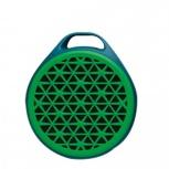 Logitech Bocina Portátil X50, Bluetooth, Inalámbrico, USB, Verde/Azul