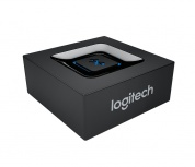 Logitech Adaptador de Audio Bluetooth, 3.5mm/USB 2.0, Negro