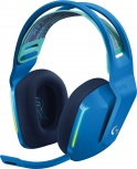Logitech Audífonos Gamer G733 7.1 para PS4/PC, Inalámbrico, USB, Azul