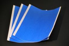 MakerBot Película Adhesiva, Azul, 10 Piezas