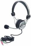 Manhattan Audífonos con Micrófono V3 Ligero 2, 3.5mm