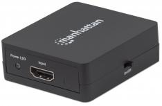 Manhattan Video Splitter HDMI, 2 Puertos de Video
