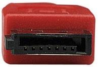 Manhattan Cable SATA Macho - SATA Macho 50cm, Rojo