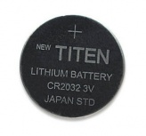Manhattan Batería CMOS 2032, 3V, 2 Piezas