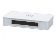 Switch Manhattan Gigabit Ethernet 560696, 5 Puertos 10/100/1000Mbps, 1 Gbit/s, 2048 Entradas - No Administrable