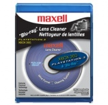 Maxell Limpiador de Blu-ray 190054, para X-Box y Playstation