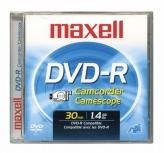 Maxell Disco Virgen para DVD, DVD-R, 1.4GB, 1 Pieza