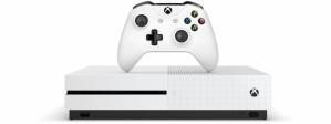 Microsoft Xbox One S, 1TB, WiFi, 2x HDMI, 3x USB, Blanco - Incluye Forza Horizon 4 + LEGO Speed Champions
